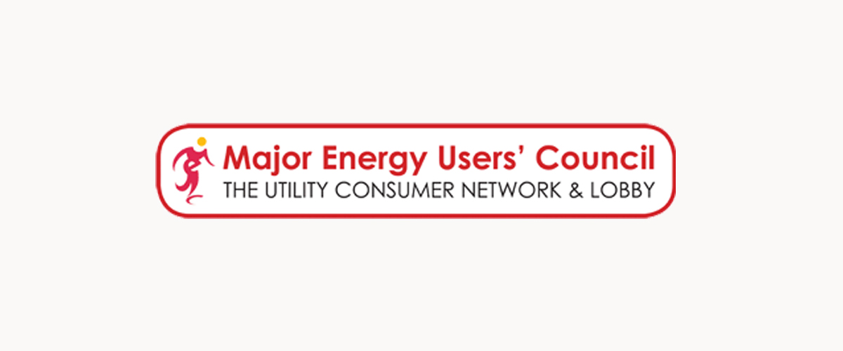 Major Energy Users' Council logo